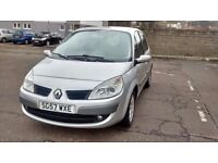 Renault Scenic 57plate