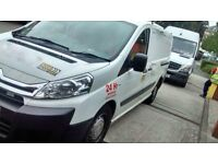 Citroen Dispatch with Full Mobile Fuel Drain Equipment. Good solid reliable vehicle.