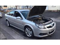Vauxhall vectra Breaking For Spares Silver 06 07