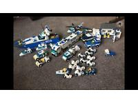Lego city mixed lot