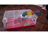 Deluxe Hamster / Gerbil / Small Animal Cage