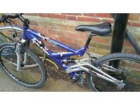 Raleigh HYPNOS mountain bike for sale