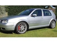 Vw golf gti turbo 1.8t 6speed 240+bhp over £5500 invoices stage 3 jabbasport revo THS bbs Brembo