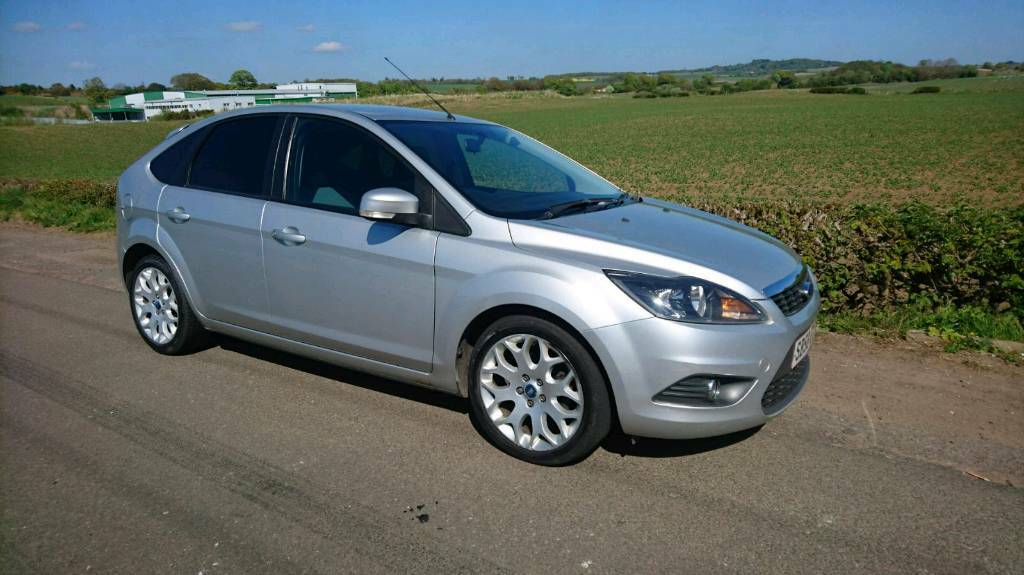 ford focus 2008 30 tax in linlithgow west lothian gumtree. Black Bedroom Furniture Sets. Home Design Ideas