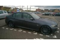 BMW 330 M Sport E90 Saloon + 20s + Lowered + FSH + Pro Nav I DRIVE + Top spec when ordered