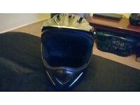 motocross bmx style helmet