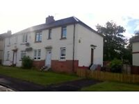 Two bed upper flat to let in Burnbank area, Hamilton. Excellent area, excellent neighbours