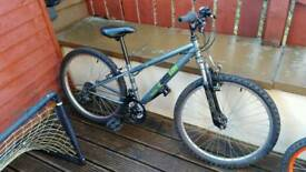 Secong hand mountain bike