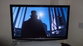 "BUSH 42"" LCD TELEVISION FREEVIEW"