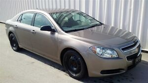 2012 Chevrolet Malibu LS WITH SNOWS ON RIMS