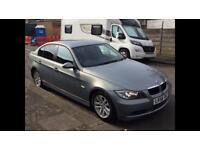 Bmw 318d 56 plate Sat Nav Mot Tax well look after