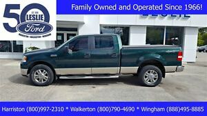 2008 Ford F-150 XTR 4X4 | Tow Pkg | Accident Free