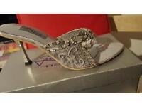 Brand new blingy heels