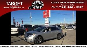 2010 Toyota Venza V6 Low Kms Super Clean and More !!!!!