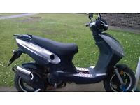 50cc Moped for sale £350 OVNO