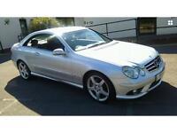Mercedes clk 220 cdi AMG Pack