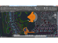 AUTODESK AUTOCAD version 2016 PC/MAC: