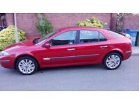 06 reg Renault Laguna dynamique 1.9 DCI turbo diesel 120000 miles full service history 2 owners