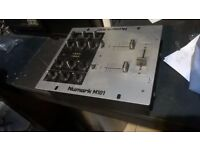 Numark M101 mixer (£80 new) excellent central London bargain