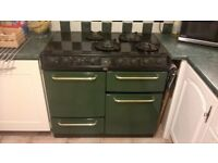 Belling Range Cooker (Dual Fuel)