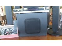 A Samsung DVD Home Surround Sound System, good condition.