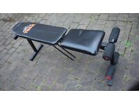 York Fitness Weight Bench - Barely Used