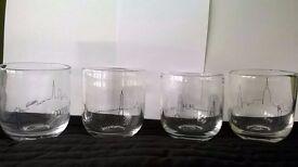 Four Glasses – BRAND NEW