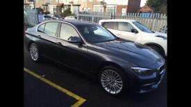 BMW 320d - Mineral Grey - Luxury Editon