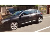 2010 Megane, 12 months MOT, £30 per year road tax, Clean inside and out, nice car.