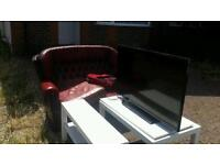 Free stuff (couch,tv, tables)