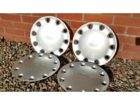 Ford Orion 1.6i Ghia or Escort/Fiesta/Sierra wheel trims...