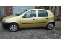 Fiat pinto 1.2 good condition