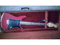 Vintage USA Fender Lead II Guitar 1980/81 plus original case