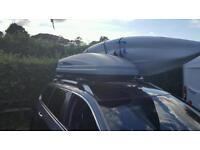 Thule pacific 600 roof box