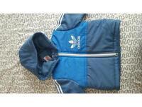 Boys adidas winter coat