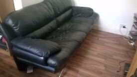 2 AND 3 SITTER LEATHER SOFAS