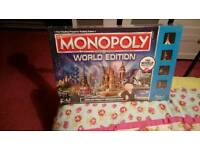 Brand New Monopoly World