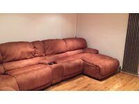 Large corner suite / sofa