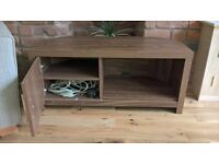 Corner TV unit from Next in excellent condition