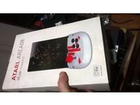 Atari Arcade Duo Powered for iPad excellent central London bargain