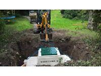 Septic Tanks & drainage Service
