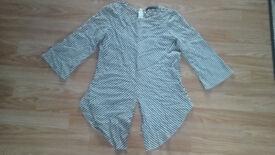 Zara top / blouse / shirt size EUR XS