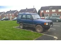 swaps for road bike land rover discover 0ff roader loads mot