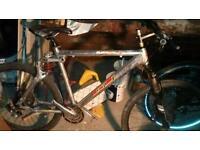 GT LTS 1 bike project