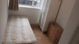 Single Room Next To Crossharbour Station (DLR) , Council Tax & Wifi Included, Furnished