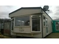 Mobile Home. Cosalt Balmoral 38x12x2b 2004 Double glazed & Central heated