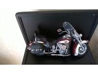 Franklin Mint Harley Davidson Softail