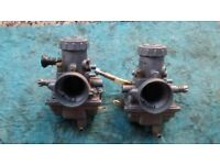 Yamaha RD350 YPVS LC 2 31K Carbs will fit RD350LC RD 350 LC 4L0