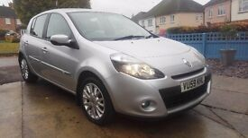 Renault Clio 2009 1.2 - 1 Owner - low mileage