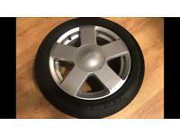 Ford Fiesta Alloy wheel 195\50/R15